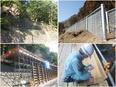 落石対策工事の施工管理(希少な社会貢献事業/3年間の定着率90%以上/年間休日123日/未経験歓迎)3