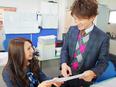 ディーラーの営業アシスタント(ヘア、メイク、ネイルなど自由です☆)勤務地が選択可能☆2