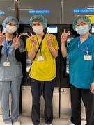 医療現場の滅菌コンサルティング|安定・安心の医療のお仕事1