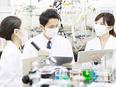 医薬品や食品の品質管理|★東証一部上場グループ★希望のエリアで働けます!★WEB面接OK!2