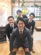 アシスタントスタッフ ☆面接1回&Web面接OK☆多くの同期と一緒にスタート!平均初任給は26万円1
