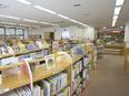 図書館の業務責任者 ◎週休2日+祝日休み/賞与年2回/残業月平均20時間以下2