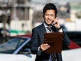 輸入車の買取営業★100%反響/月収100万円以上も/完休2日制/月額平均インセン15万~20万円2