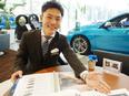 BMW・MINIのセールスコンサルタント【業界未経験歓迎!全国で募集中!年収例735万円/入社2年】2