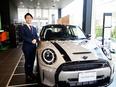 セールスコンサルタント【BMW/MINI】/営業未経験歓迎!全国募集!年収例1100万円・入社3年3