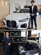 BMW/MINIのセールスコンサルタント◎営業未経験歓迎!全国募集!年収例1100万円/入社3年1