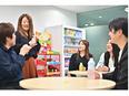 SNSアプリ・Web広告のチェックスタッフ(管理職候補)◎残業ほぼナシ ◎土日祝休み◎服装・髪型自由3