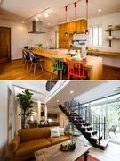 コーディネーター◎レンガ積みの家で2020年建築実績日本トップクラス/自社オリジナルの建築資材を使用1