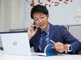 個人営業 ★初年度月収40万円も可能/残業ほとんどなし/基本的にリモートワーク3