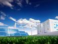 プラントエンジニア ★洋上風力発電に携わります/年俸制700~1000万円2