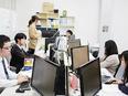 法人営業 ◎土日祝休み/年間休日124日/残業月平均13.5時間以下/産休・育休復帰率80%以上3