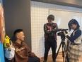 『ニッポン行きたい人応援団』『恋んトス』Youtube番組のAD!自社制作だからすぐロケにも行ける!2
