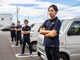 軽貨物配送ドライバー【月70万以上可能!/普免でOK/週払いOK/レンタル車両有/直行直帰】2