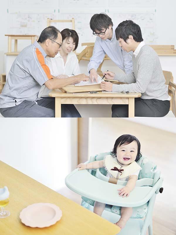 子ども向け家具の商品企画設計(CAD使用)◎中軸を担うコアメンバーの募集です。イメージ1