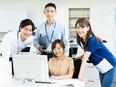 総合職(ITサポート業務)|育休復帰率96%|住宅手当あり| 賞与年2回|完休2日|年間休日122日3