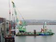 技術スタッフ(港や桟橋の建設やメンテナンスなど水中工事を担います)◎資格取得支援制度あり3