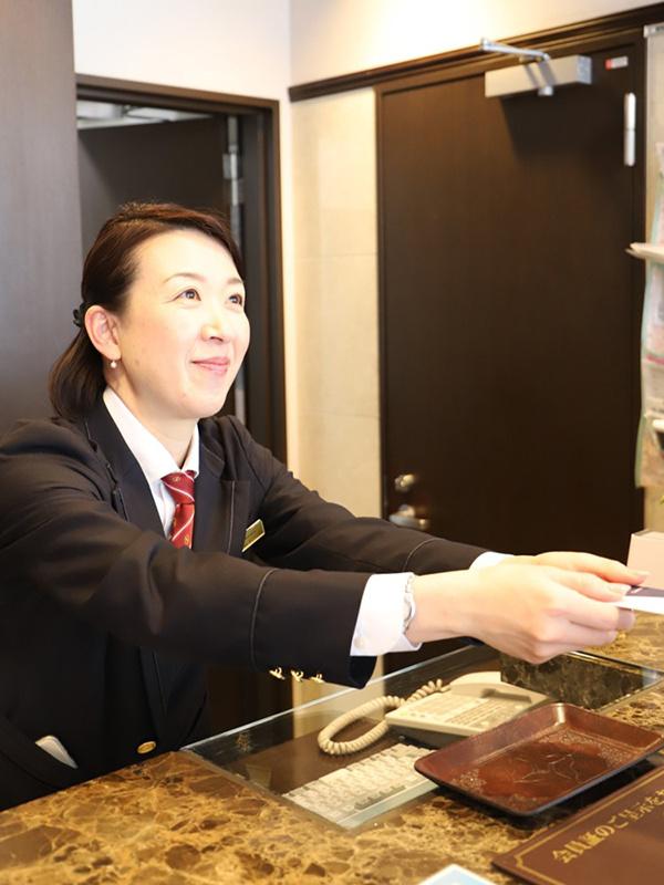 ホテルマネージャー(支配人候補)◎裁量を持って働けます!◎9割が未経験入社◎充実した研修◎夜勤なしイメージ1