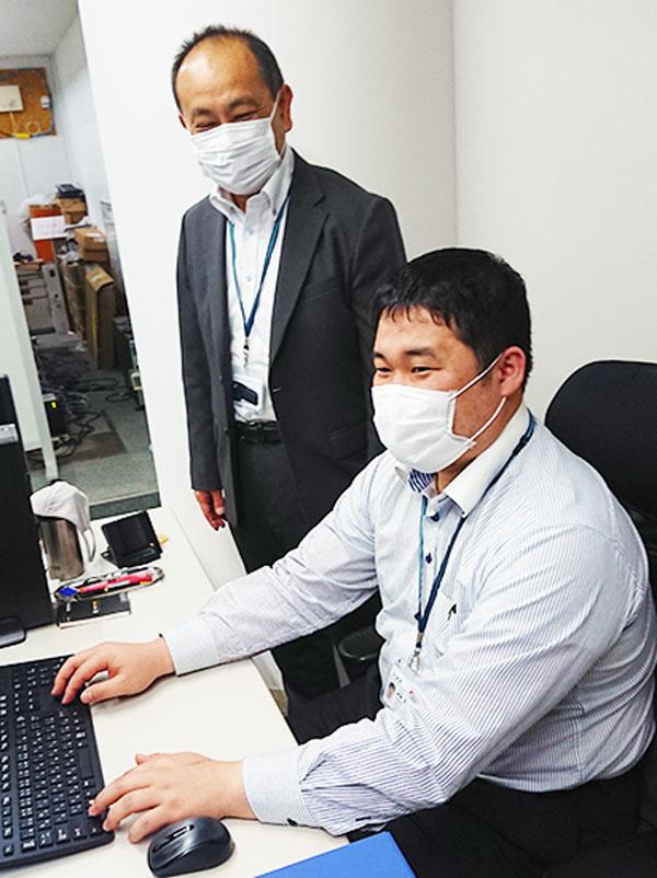 開発エンジニア ◎大手企業との取引実績多数◎残業月12時間程度◎メイン業務はシステムの改修・サポートイメージ1