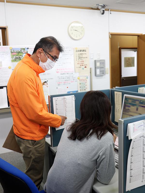 生協のコールセンターの運営管理(業務効率化に取り組みます)◎残業月平均12時間以下/土日休みイメージ1