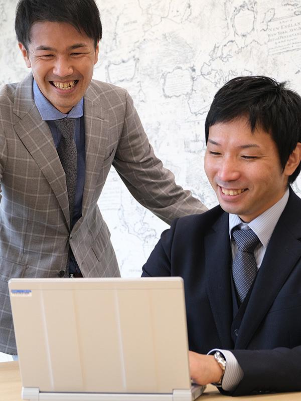 ITエンジニア|6~7割リモートワーク案件|自社内開発あり|取引業界多彩|転勤なし|年休125日イメージ1