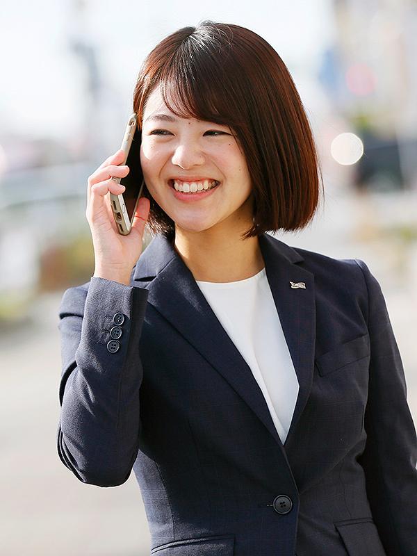 女性歓迎!完休2日。10人に1人が年収1000万円/営業イメージ1