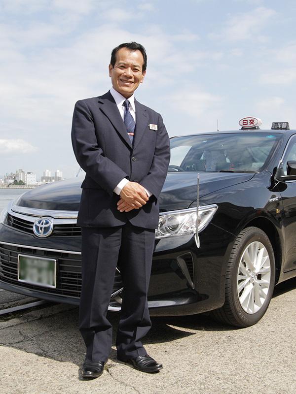タクシードライバー ◎入社1年間給与保障有、平均年収426万円 ◎創業95年、勤続10年~の社員多数イメージ1