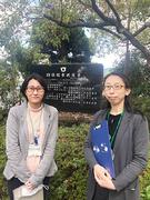 四條畷市の手話通訳士(生活支援や障がいへの理解促進に関わる啓発を担当)1