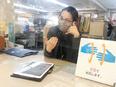 四條畷市の手話通訳士(生活支援や障がいへの理解促進に関わる啓発を担当)2