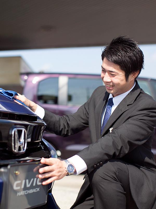 「Honda Cars倉敷東」の営業 ◎第二新卒歓迎 ◎マイカー通勤OK/転勤なしイメージ1