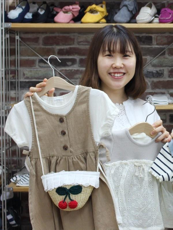 子ども服の企画◎子ども服の仕様書作成を担当します◎駅近徒歩3分◎面接1回イメージ1