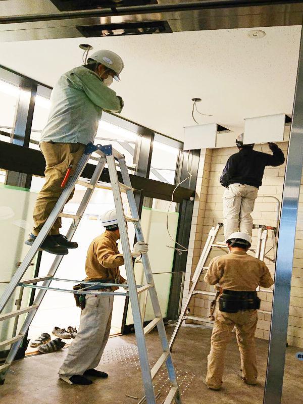 電気工事設備施工管理 ★残業は月平均5時間以下! ★国家資格などの資格取得支援あり!イメージ1