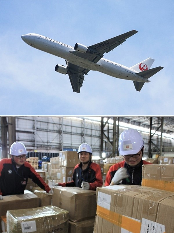 JAL航空貨物の倉庫スタッフ★未経験OK!★各種手当が充実★毎年昇給アリイメージ1