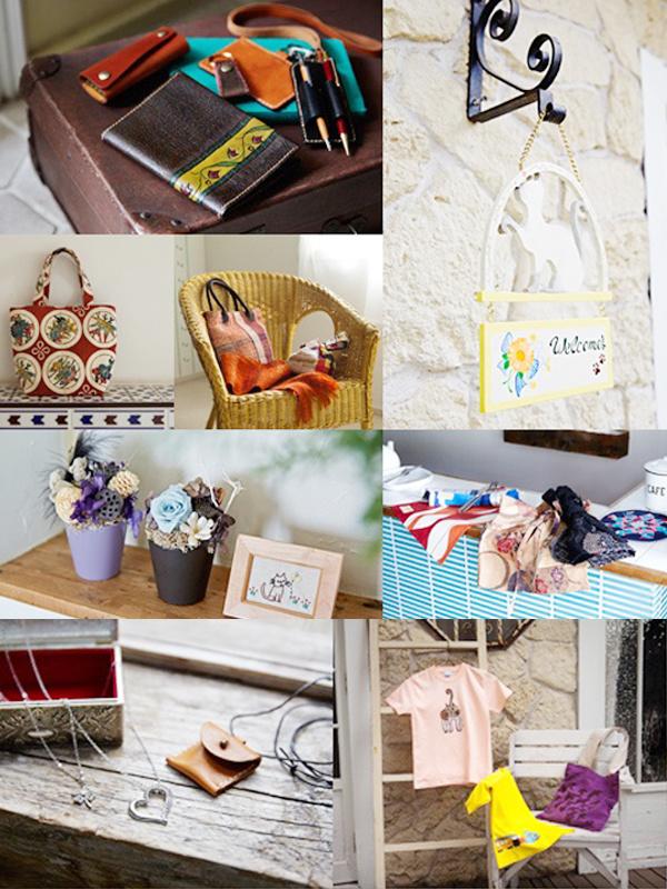 手づくり雑貨バラエティショップの販売スタッフ(店長候補) ★東京都の福祉プロジェクトの一環ですイメージ1