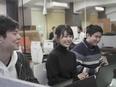 ITエンジニア★月給27万円~|チーム体制で最先端技術が習得できる環境|年間休日125日!2