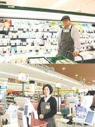 スーパーの店舗スタッフ<創業70年!社員の平均勤続年数は13年!>1
