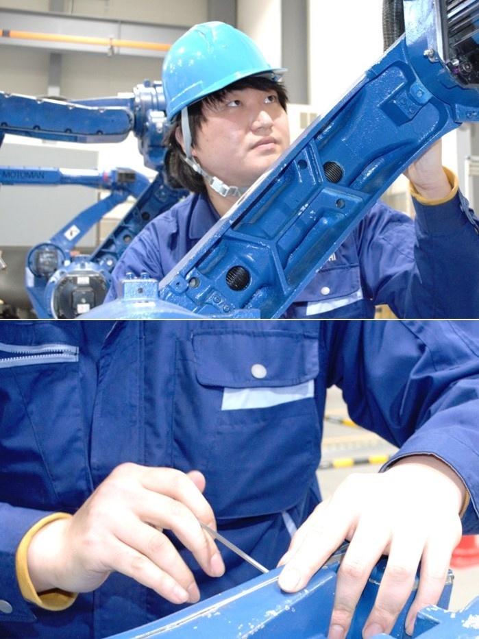 最先端ロボットのメンテナンスエンジニア ★未経験入社95%/ロボット操作に必要な資格を無料で取得可!イメージ1