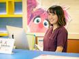 小児科内科クリニックの医療クラーク 「笑顔」のそばで働く◎週休3日制/プライベートも充実◎2