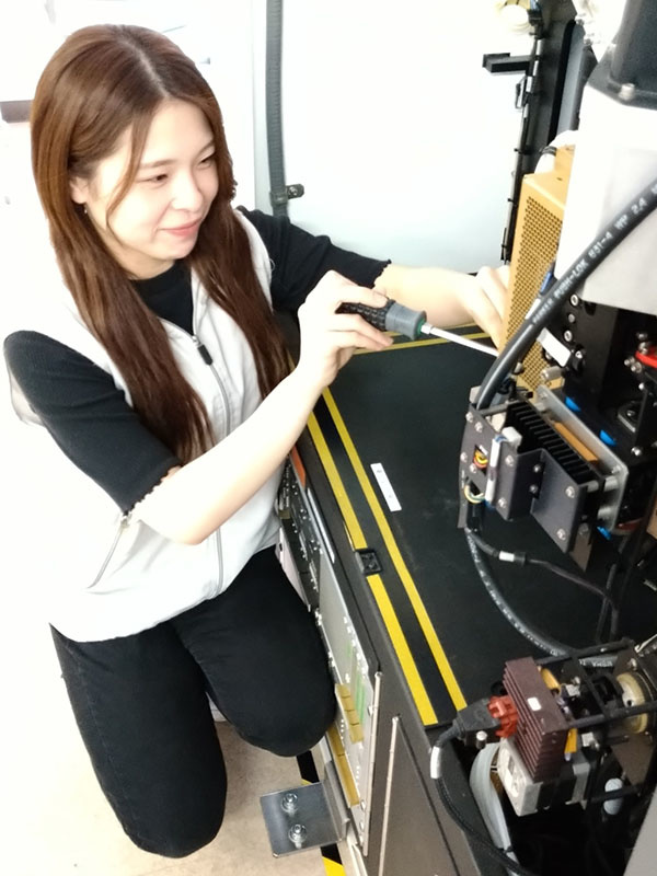 半導体機器のメンテナンス ◎年間休日185日/経験・スキル不問/マイカー通勤OK&鶴岡市で働くイメージ1