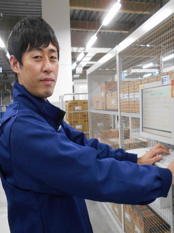 医薬品の倉庫管理 ★基本的に土日休み/東証・名証一部上場企業のグループ会社です。イメージ1