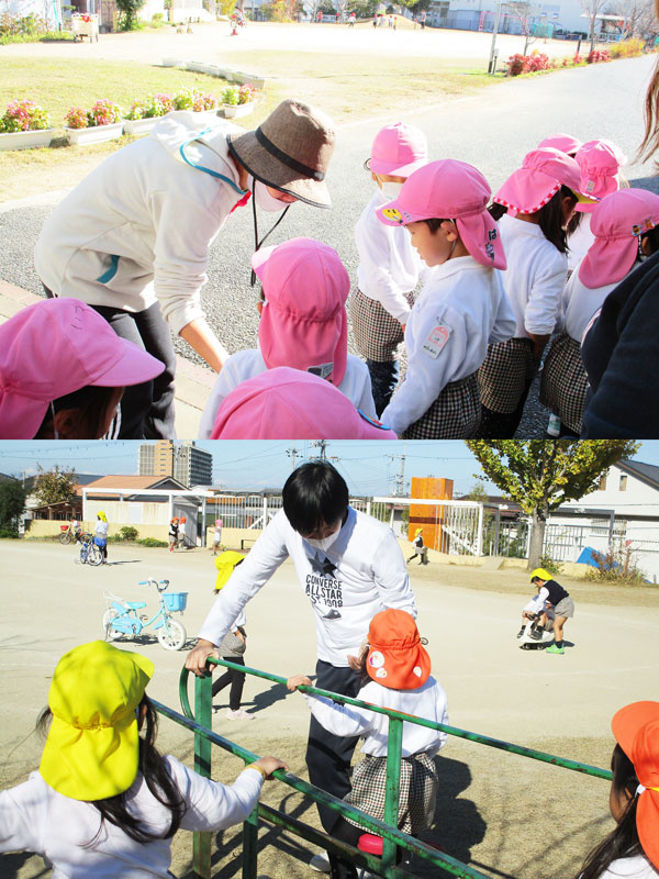 泉佐野市の保育教諭(市立認定こども園で子どもたちの心と体を育てます)※応募締切は4月15日まで!イメージ1