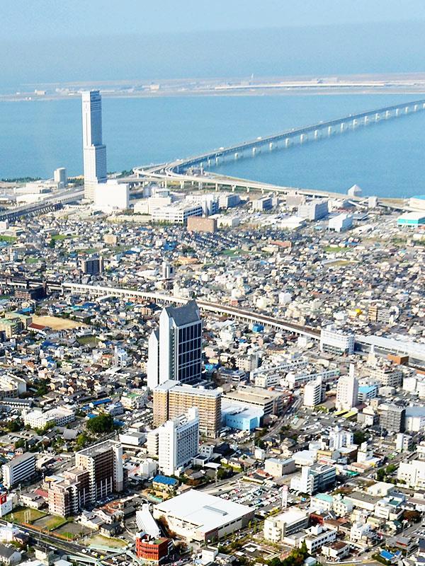 泉佐野市の技術職(建築・土木・電気・化学)※応募締切は4月15日まで!社会人経験は問いません。イメージ1