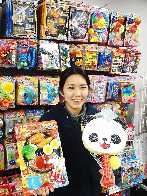 おもちゃやお菓子の生産管理 ★未経験歓迎 ★福利厚生充実 ★商品の企画にも携われます!イメージ1