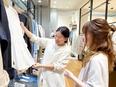 セレクトショップスタッフ<未経験OK>◎2021年9月OPENの新店舗◎残業ほぼなし◎販売ノルマなし2