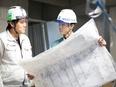建築施工管理<創業70年以上の老舗企業|直行直帰OK|賞与年2回(昨年度実績平均5.0ヶ月分支給)>2