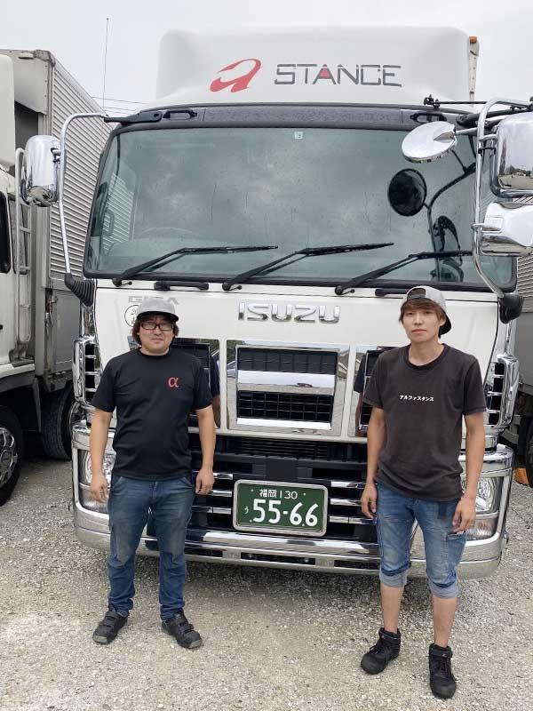 配送ドライバー ◎直近3年間の定着率100%/福岡で腰を据えて活躍!イメージ1