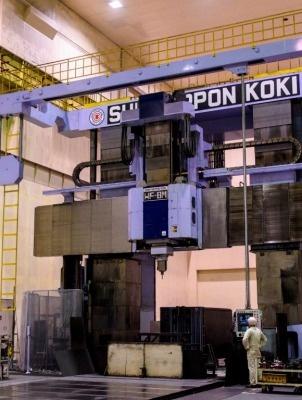 大型工作機械の製造スタッフ ■年間休日120日/大手との取引多数/全長60mの機械を作ることも!イメージ1