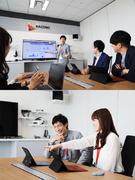 営業(ITシステムのセミナーの企画や運営などを担当)★フレックスタイム制/リモートワーク可!1