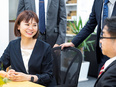 内勤営業 〇女性中心の新しい部署を立ち上げ!オープニングスタッフとしての募集です!完休2日!3