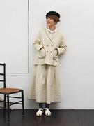 レディースアパレル販売スタッフ◎21年3月に新店舗オープン◎サイズレスでエイジレスな服1