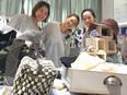 レディースアパレル販売スタッフ◎21年3月に新店舗オープン◎サイズレスでエイジレスな服3